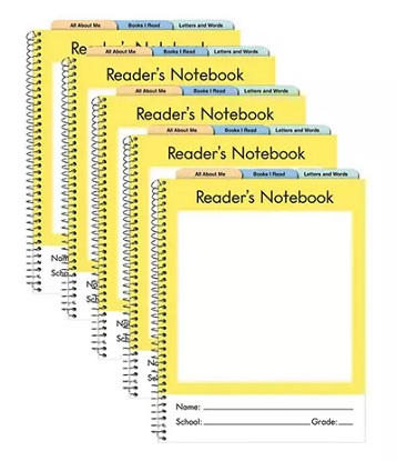 fountas-and-pinnell-readers-notebook-primary-k-2-pk25-9780325053622