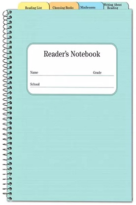 fountas-and-pinnell-readers-notebook-primary-pk25-9780325042862