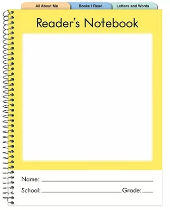 fountas-and-pinnell-readers-notebook-primary-pk5-9780325053615