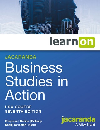 Business Studies in Action:  HSC Course 7/e [LearnON Only]