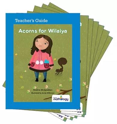 mathology-number-acorns-for-wilaiya-9780655794769