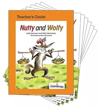 mathology-patterns-algebra-nutty-and-wolfy-9780655795001