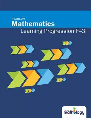 Pearson Mathematics Learning Progression F-3