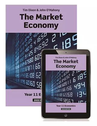 The Market Economy:  2022 [Text + eBook]