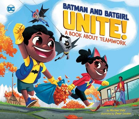 Batman and Batgirl Unite