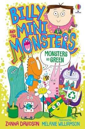 Billy and the Mini Monsters: 11 - Go Green