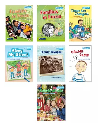 Blueprints Middle Primary A Unit 1: Families in Focus Pack