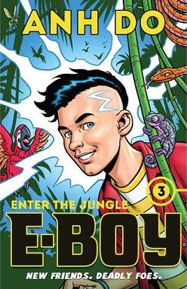 E-Boy:  3 - Enter the Jungle