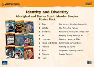 First Australians Middle Primary Poster Pack