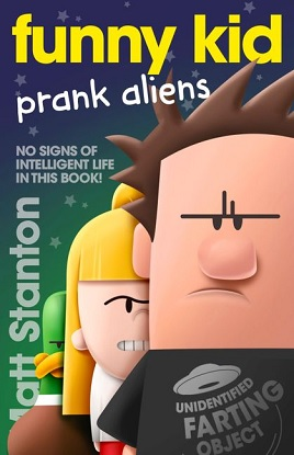 Funny Kid:  9 - Prank Aliens