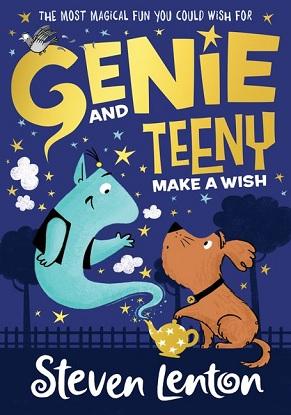 Genie and Teeny:  1 - Make a Wish