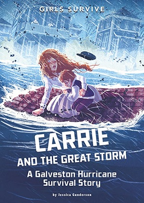 Girls Survive:  Carrie and the Great Storm