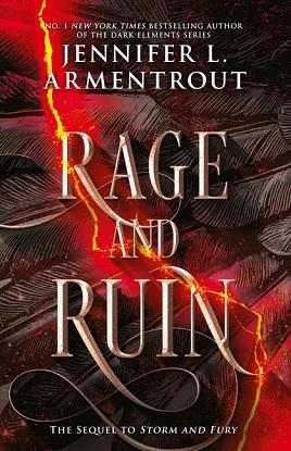 Harbinger:  2 - Rage and Ruin