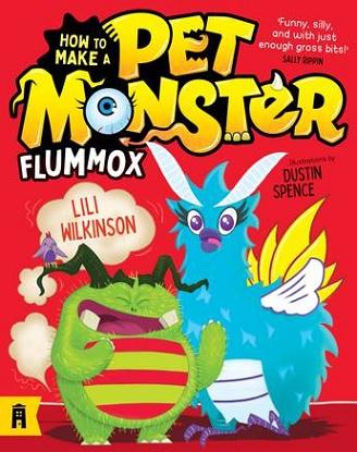 How to Make a Pet Monster:  2 - Flummox
