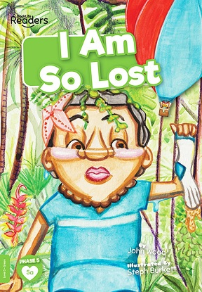 BookLife Readers Level 5 (Green):  I Am So Lost