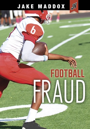 Jake Maddox JV:  Football Fraud