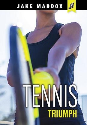 Jake Maddox JV Girls:  Tennis Triumph