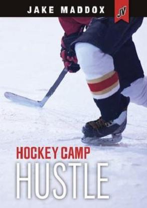 jake-maddox-jv-hockey-camp-hustle-9781496599155