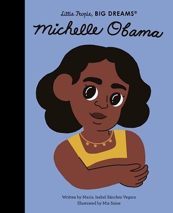 Little People Big Dreams:  Michelle Obama