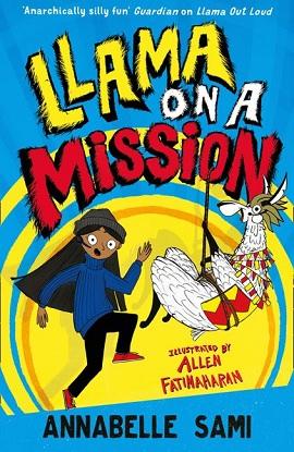 llama-on-a-mission-9781405297554