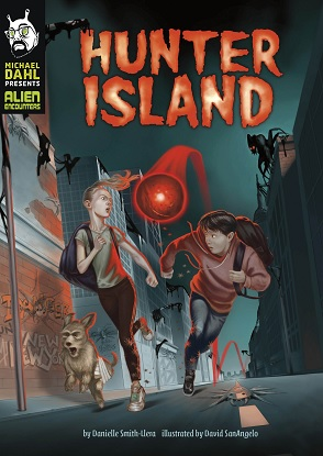 Michael Dahl Presents Alien Encounters:  Hunter Island