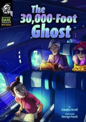Michael Dahl Presents Mysteries:  The 30,000 Foot Ghost