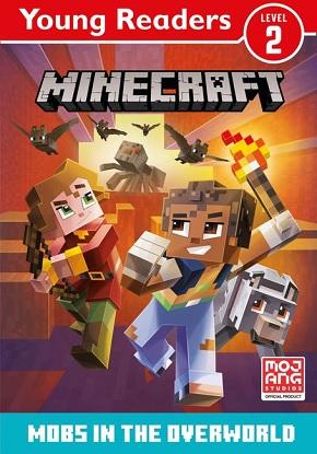 Minecraft Reading Ladder:  2 - Mobs