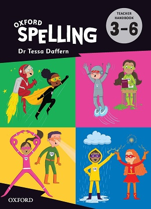 Oxford Spelling Teacher Handbook F-2 (Copy)