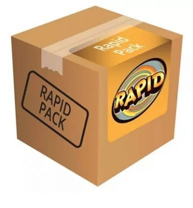 Rapid Phonics Step 1 Value Pack (6x18)