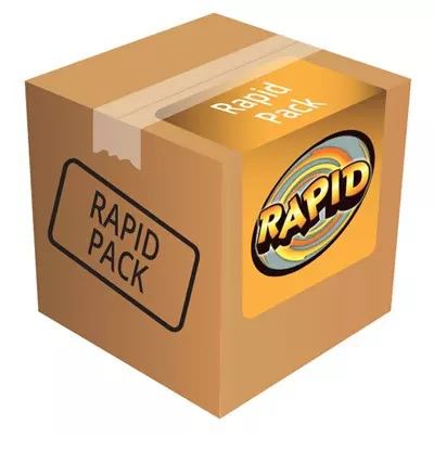 Rapid Reading Series 1 Stages 1-3 Pack (1x24)