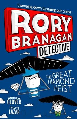 Rory Branagan (Detective):  7 - The Great Diamond Heist