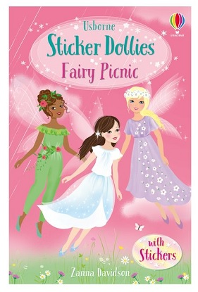 Sticker Dolly Stories:  2 - Fairy Picnic