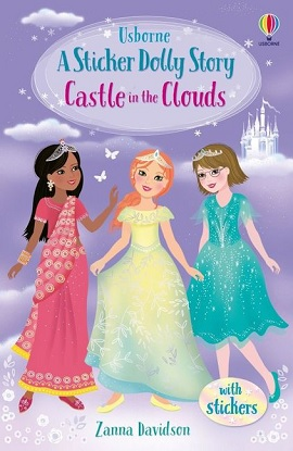 Sticker Dolly Stories:  5 - Castle in the Clouds