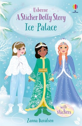 Sticker Dolly Stories:  6 - Ice Palace