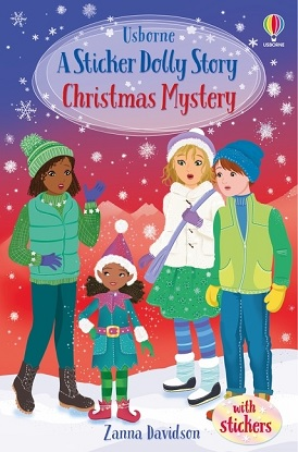 Sticker Dolly Stories:  A Christmas Mystery
