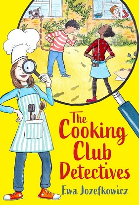 The Cooking Club Detectives