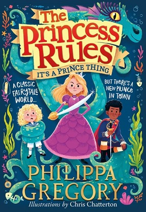 The Princess Rules:  2 - It's a Prince Thing