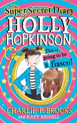 Holly Hopkinson:  1 - This is Going To Be a Fiasco