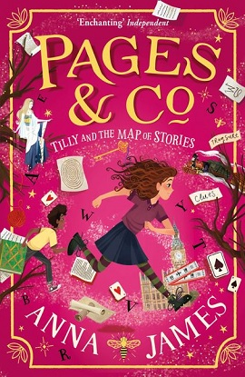 Pages & Co.: 3 - Tilly and the Map of Stories