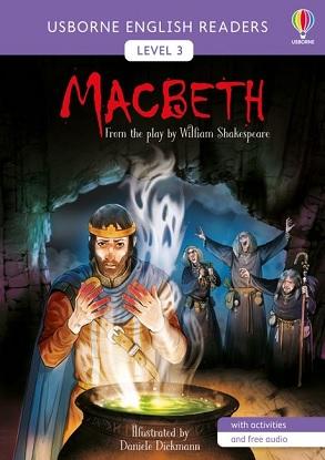 Usborne English Readers:  Level 3 - Macbeth