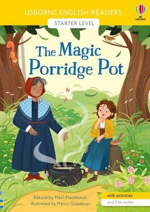 Usborne English Readers:  Starter Level - The Magic Porridge Pot