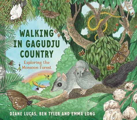 Walking in Gagudju Country