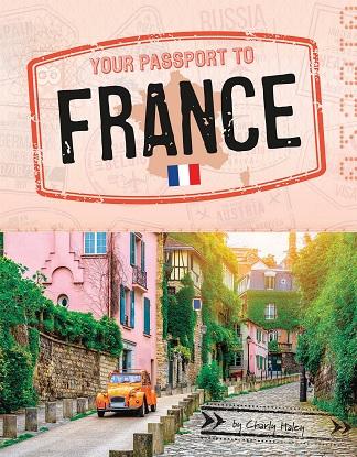 World Passport:  Your Passport To France