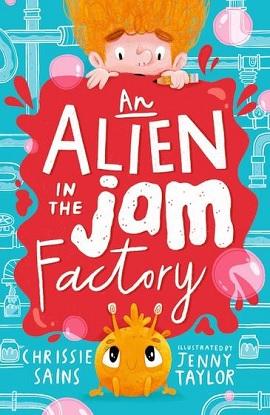 An Alien in the Jam Factory
