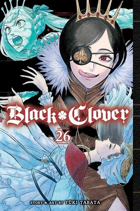Black Clover Vol. 26 (Graphic Novel)