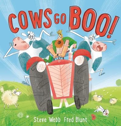 Cows Go Boo!