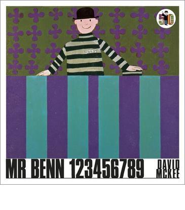 Mr Benn 123456789