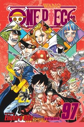One Piece Vol. 97 (Graphic Novel)