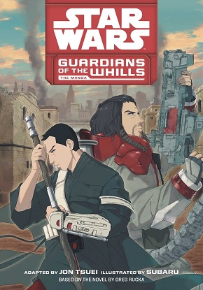 Star Wars: Guardians of the Whills (Graphic Novel)