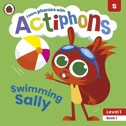 Actiphons Level:  1 - Book  1:  Swimming Sally